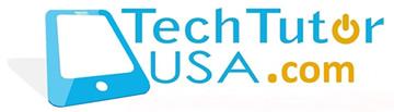 Tech Tutor USA Logo